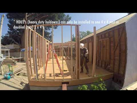 Wood Stud Wall Framing Tips by CoKnowPro (YouTube)
