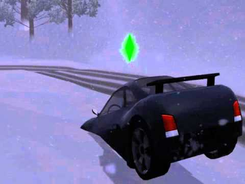 Learning To Drive in the Sims 3