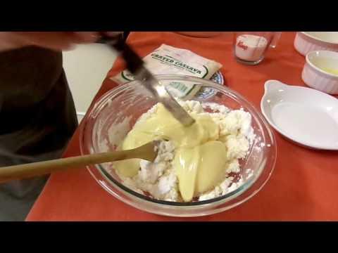 How To Make Easy Cassava Vanilla Pudding Cake Recipe Filipino