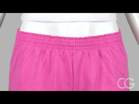 Junior Fit Soffe Cheer Shorts - Customized Girl