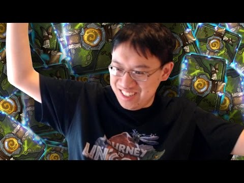 Hearthstone: Trump's Grand Un'Goro Pack Opening!