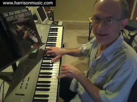 Gospel Piano Lesson by Mark Harrison.mp4
