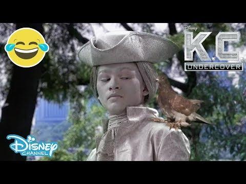 K.C Undercover | K.C's Last Mission? - Season 3 Sneak Peek | Official Disney Channel UK