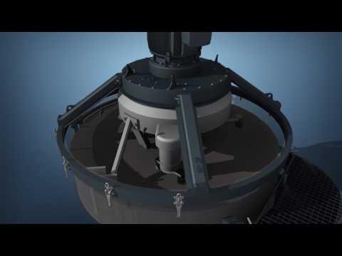 Pemat Planetary Mixer PMP