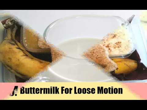 7 Natural Cures For Loose Motion
