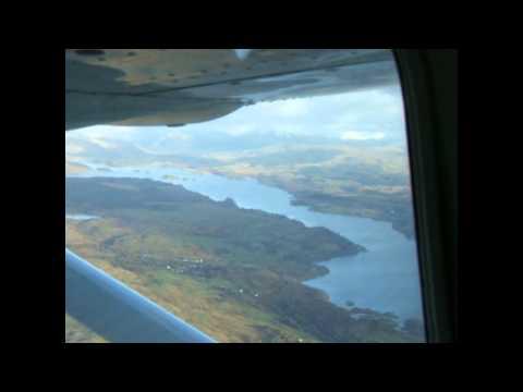 Oban to Glasgow by Seaplane.avi