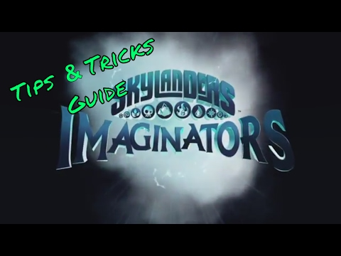 Skylanders Imaginators tips & tricks (Money,XP,chests and more).