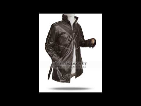 Watch Dogs Coat For Halloween 2013 - Aiden Pearce Jacket Adds To Your Stars