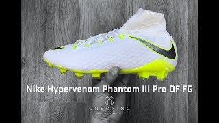 29999f70b1b1 Nike Hypervenom Phantom III Pro DF FG  Just Do It Pack