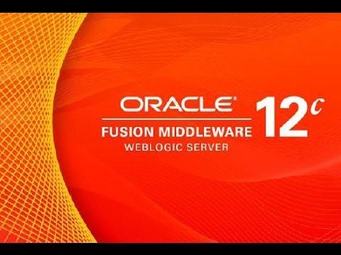 how to install weblogic server in windows