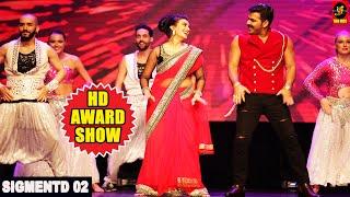 IBFA 2017 | LONDON | Pawan Singh & Akshara Singh Performance | भोजपुरी फिल्म अवार्ड |  Award Show