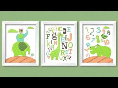 Twinkle Twinkle Little Star song, Baby and Kids Nursery Song, (baby wall Art Gallery)