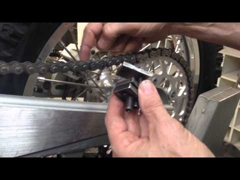How to Install a Chain Master Link