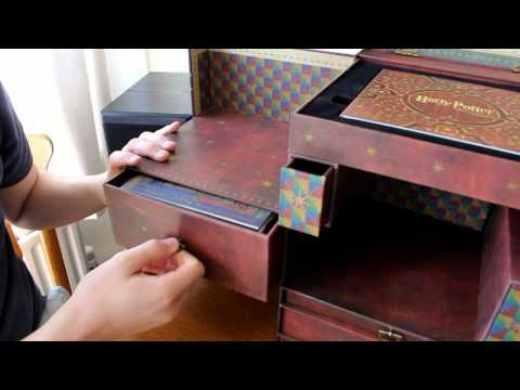 Harry Potter Definitive Limited Edition 31-Disc Review / Exploration