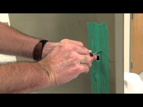 How to Install Falcon 25R Rim Exit Device