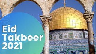 Eid Takbeer - Beautiful and Soothing by Shaykh Afdal Feroz