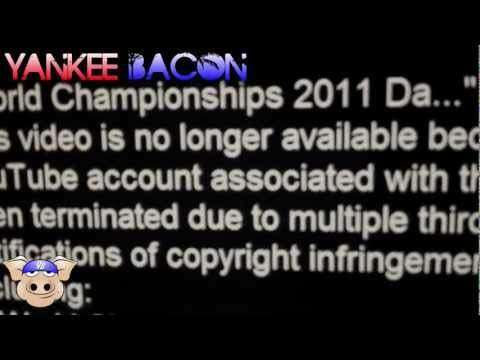 ACCOUNT BANNED COPYRIGHT