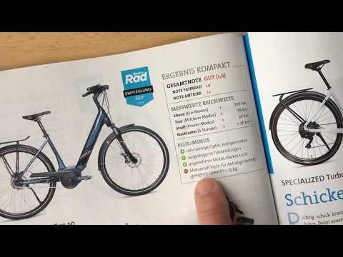 Großer ElektroRad-Test: So testen wir die E-Bikes