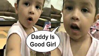 Ziva Dhoni Calls Dad Ms Dhoni