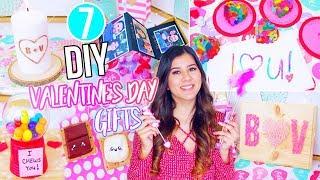7 DIY Valentine