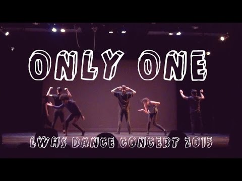 Only One - Kanye West   (live) choreo by Joelle Park and Jacob Bindman