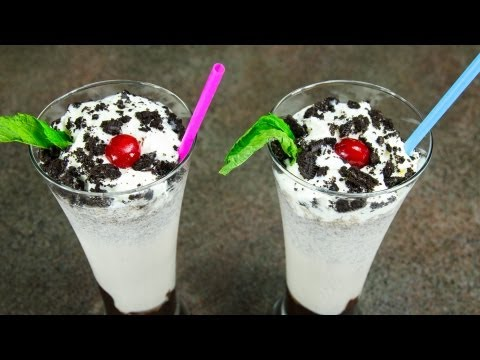 Oreo Milkshake:  Cookies Cupcakes and Cardio How-to Video