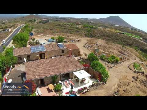 Fully Renovated Finca for sale in Tenerife (South)