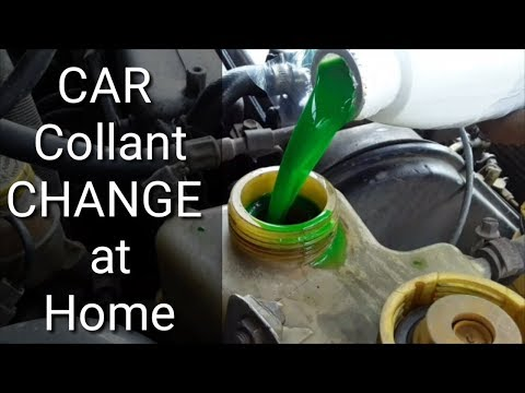 How to FLUSH you cars cooling system