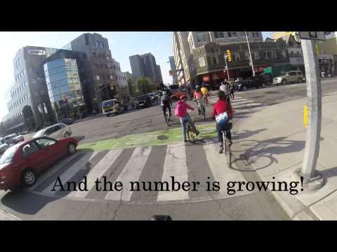 Beautiful Toronto Biking
