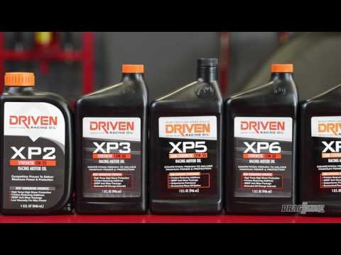 What's the Right Oil for Your Drag Car?