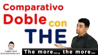 Download Doble comparativo con THE – The more… the more… - Mientras / Cuánto más Video