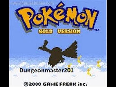 Lets Play pokemon gold Ep 31 Union Cave lapras