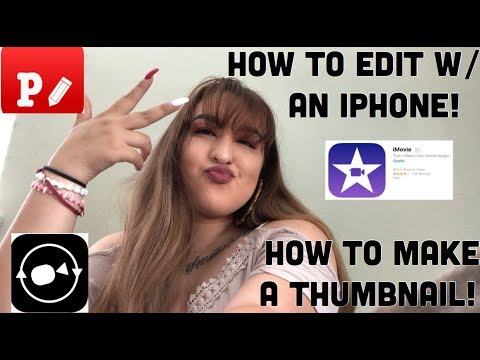 HOW TO MAKE A YOUTUBE CHANNEL W/ AN IPHONE!!