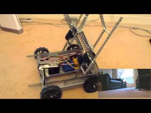 Vex Robotic Scissor Lift