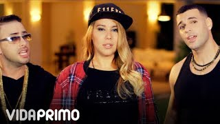 Srta Dayana y Dayron & Lande - Plato De Segunda Mesa [Official Video]