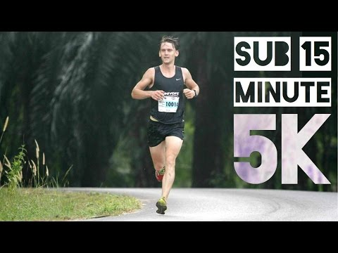 How to Run a Sub 15 Minute 5K | Interview