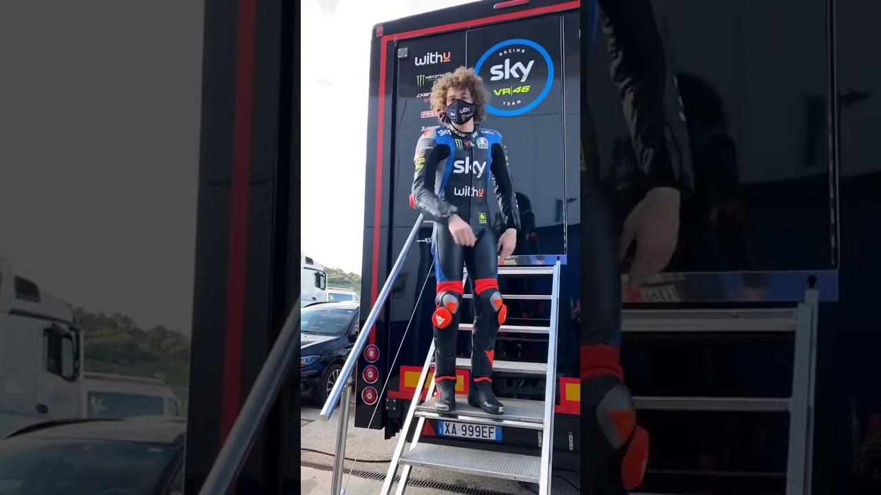 Calestino Vietti siap ke Moto2 bersama Marco bezzecchi