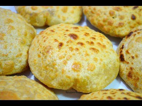 स्वादिष्ट और नये तरह से बनाये चना दाल पुरी - Chana Dal Puri Recipe | Stuffed Puri | Recipeana
