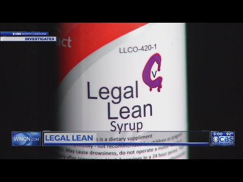 Legal Lean being sold in some Durham shops