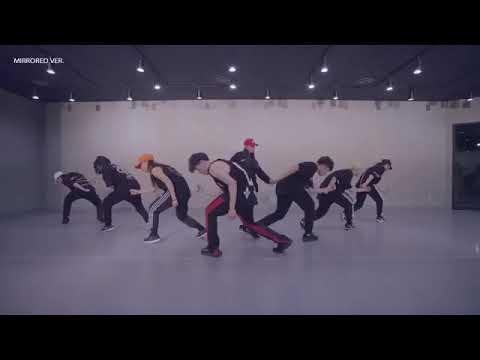 MIRRORED & 70% SLOWED EXO - KOKO BAP (Cover dance)