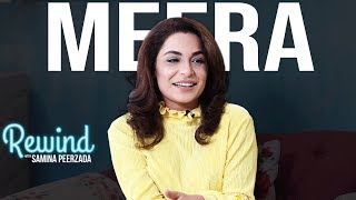 Meera Shares Stories from her Childhood on Rewind with Samina Peerzada | Dreams | Drama | Ep 18