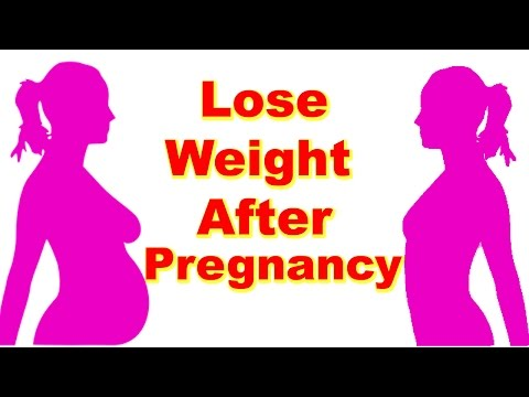 Weight Loss After Pregnancy, I lost 25kg in 30 days  || 3 Losing Weight Tips After Pregnancy