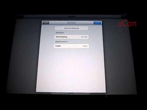 Cox App Fix on iPad 1 and 2 iOS 5.1.1