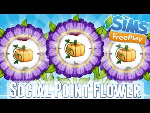 Sims Freeplay   How many SOCIAL POINTS can we get?