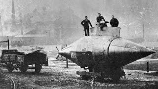 La storia del sottomarino.