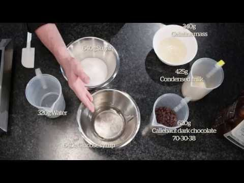 How to make chocolate glaze with Callets™