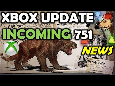 Ark Survival Evolved Xbox Update 751 Incoming -THYLACOLEO - TEK TIER SHIELD GENERATOR + MORE