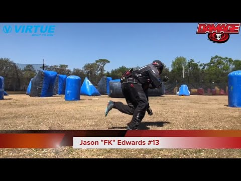 #BTW BUILT TO WIN -  Professional Paintball Tips & Drills: 1 handed running & shooting + more!