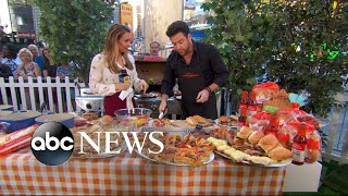 Chef Scott Conant shares summer cookout recipes on