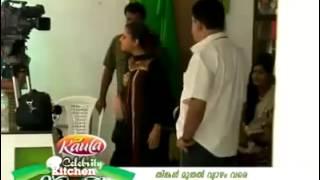 Malayalam Serial Actress Anitha Nair Theri Vili